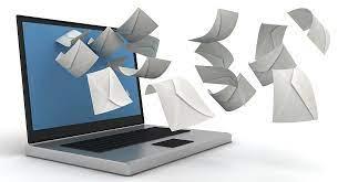 البريد والحسابات الالكترونية للتدريسين